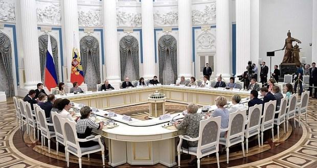 Путин: «Севастополь не готов к тому, чтобы принять такое количество денежных средств»