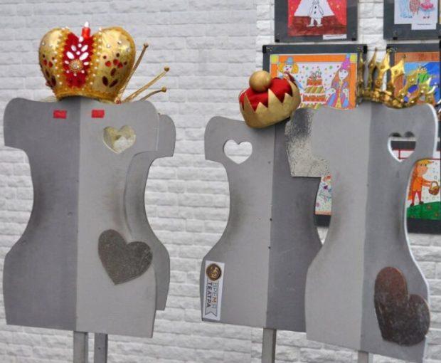 """Закулисье """"Золотого ключика"""" - выставка в галерее """"TheHARASHO"""""""