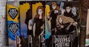 В Украине создали комикс про Крым и супергероев Незалежной