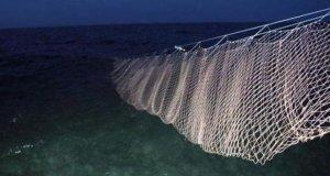 Крымские пограничники изъяли 62 км браконьерских сетей