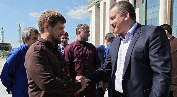 Рамзан Кадыров в Крыму построит санаторий для чеченских детей