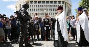 В Крыму бум на памятники