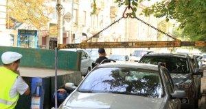 В Севастополе больше не надо бояться эвакуаторов