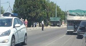 Утро на дорогах Севастополя началось со смертельного ДТП. Погибла женщина-пешеход