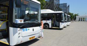 В Севастополе запустили новый автобусный маршрут: от Балаклавы до парка Победы