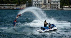 В Севастополе прошел двухдневный фестиваль экстремальных видов спорта «X-Fest»