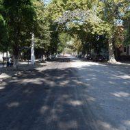 В Симферополе подъезд к первой гимназии откроется к 1 сентября