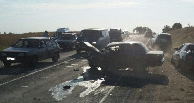 Сводки о ДТП на дорогах Крыма напоминают сводки с фронта. Еще одна авария, есть погибший