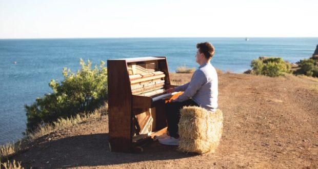 На мысе Чобан-Куле в Крыму звучала фортепианная музыка