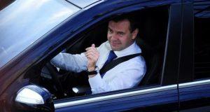 Премьер РФ Дмитрий Медведев едет в Крым