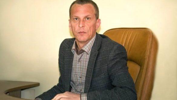 Новый глава Судака - архитектор Андрей Некрасов