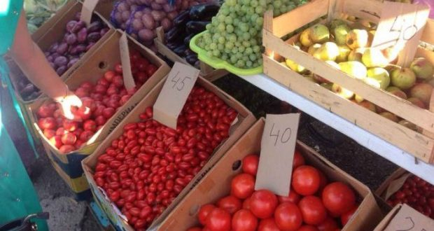 Совмин РК: цены на овощи-фрукты в курортных городах Крыма адекватные