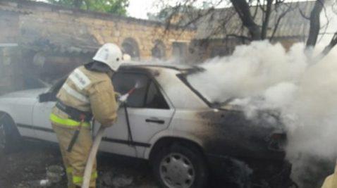 В течение суток крымские спасатели дважды ликвидировали последствия ДТП