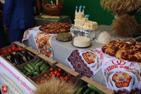 «Праздника урожая» в Красногвардейском районе Крыма