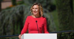 Официальный представитель МИД России Мария Захарова снова в Крыму