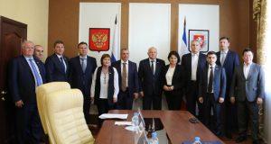 Депутаты Госдумы РФ обсуждают межнациональные отношения в Крыму