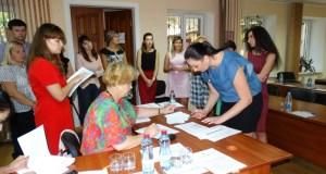 Состоялся первый в истории Нотариальной палаты Севастополя экзамен на стажировку к нотариусам города