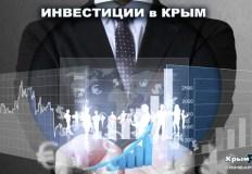 Крым представит на Инвестиционном форуме в Сочи индустриальные парки «Феодосия» и «Бахчисарай»