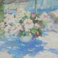 В ялтинской галерее «Почерк» открылась выставка крымского художника Андрея Орлова