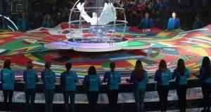 Сергей Аксёнов принял участие в открытии XIX Всемирного фестиваля молодёжи и студентов в Сочи
