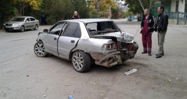 ДТП в Крыму: 20, 21 и 22 октября