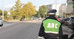 В Евпатории ГИБДД подводит итоги профилактических мероприятий «Пешеход и дорога»