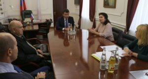 Крымское отделение РВИО определилось со своим руководителем
