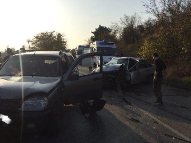 Смертельное ДТП на дороге «Песчаное – Новопавловка». Погиб водитель «Жигулей»