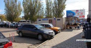 """Автовокзал Керчи """"осовременили"""" - установили... наконец-то... туалет"""