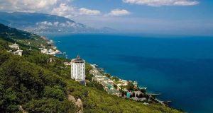 Элитная недвижимость в Крыму на первой береговой линии дороже на 30%