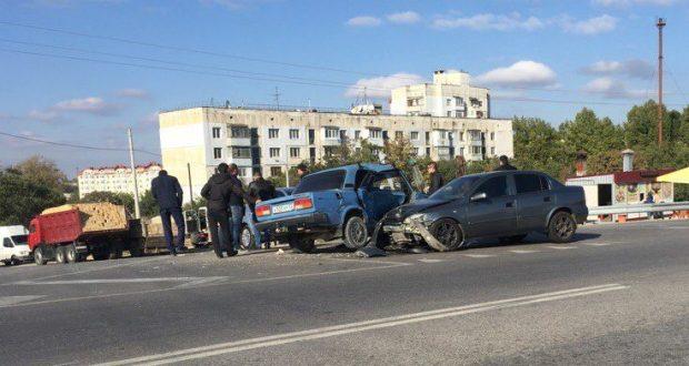 ДТП в Крыму: 2 октября