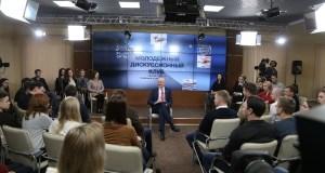 Вице-премьер РК Виталий Нахлупин принял участие в работе молодежного форума «Бизнес-полигон 2.0»