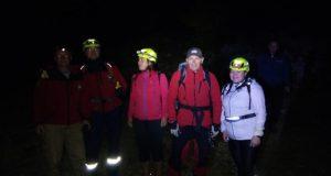 Спасатели помогли спуститься с Ай-Петри двум туристкам из Питера