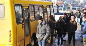 Общественный транспорт в Симферополе хотят перевести на работу в две смены