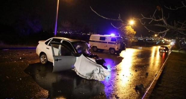 Кровавый вечер понедельника на крымских дорогах