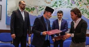 МДЦ «Артек» подписал соглашение с Духовным управлением мусульман Крыма