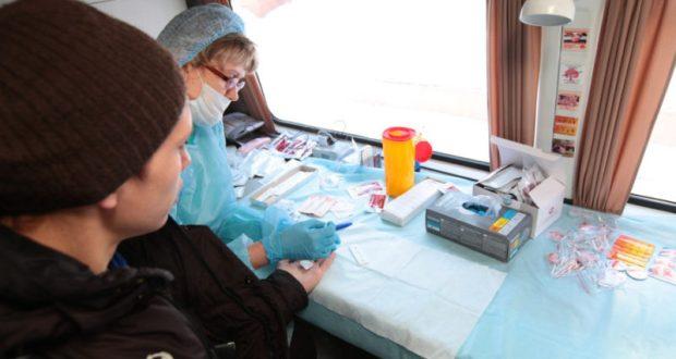 1 декабря в Ялте можно будет пройти тестирование на ВИЧ-инфекцию
