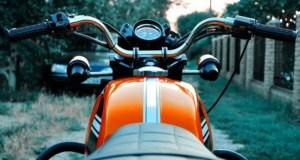 В Саках полицейские поймали похитителя мотоцикла