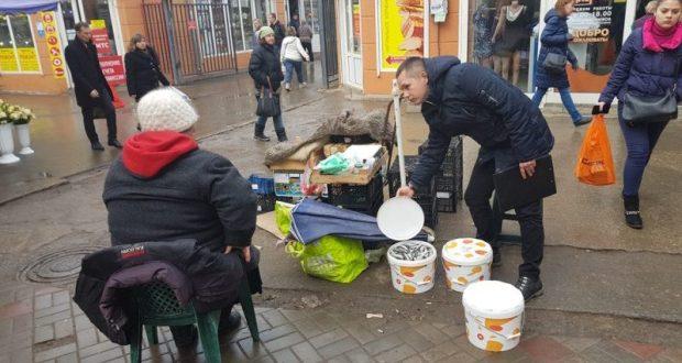 """72 кг рыбы - """"улов"""" спецкомиссии по пресечению стихийной торговли администрации Симферополя"""