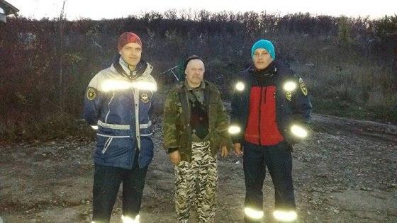 В Крыму теряются мужчины