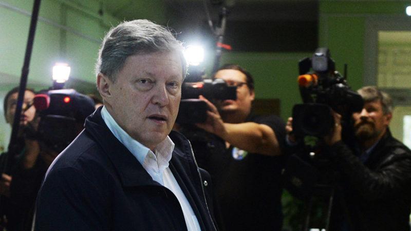 Еще один будущий кандидат в президенты вспомнил о Крыме. Говорит, нужен новый референдум