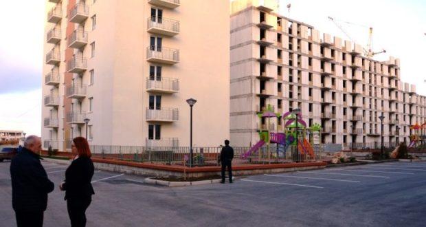 """До конца года в Евпатории достроят ещё один дом по программе """"Жильё для российской семьи"""""""