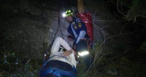 За прошедшие сутки сотрудники «КРЫМ-СПАС» дважды оказывали помощь в горно-лесной зоне
