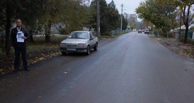 Джанкой в дорожном проекте ОНФ – 18 дорог отремонтировано и 13 в планах