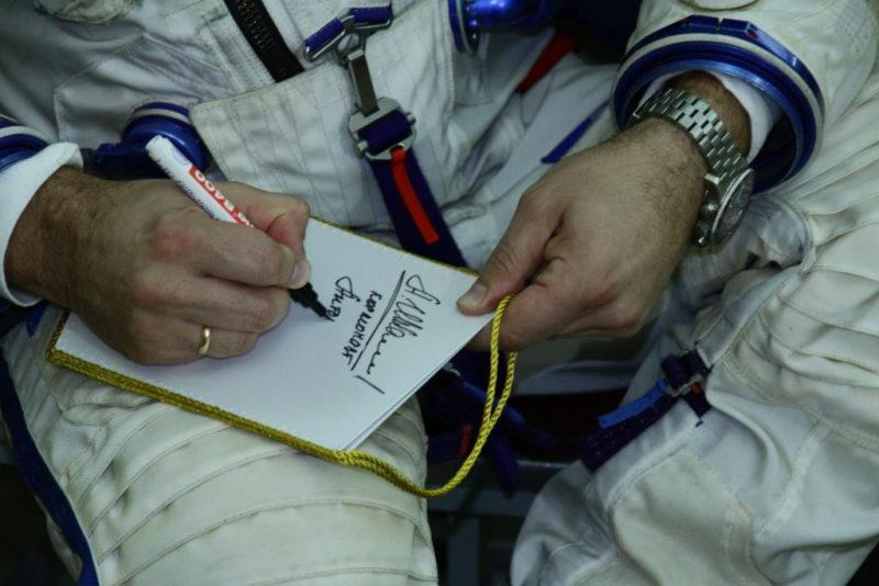 Космонавт изСевастополя снова отправится наМКС