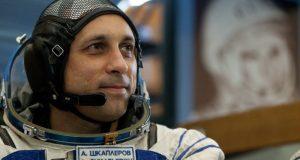 Космонавт из Севастополя Антон Шкаплеров снова собирается в космос. В третий раз