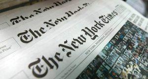 """Главный редактор и журналисты """"New York Times"""" приедут в Крыму?"""