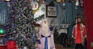 В Южной Резиденции Деда Мороза отпраздновали день рождения её хозяина