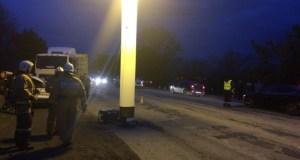 Ночное ДТП на трассе «Симферополь – Севастополь». Шестеро пострадавших