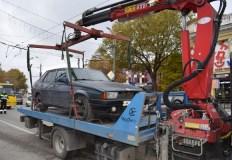 В Севастополе озвучили новые тарифы на принудительную эвакуацию автомобилей